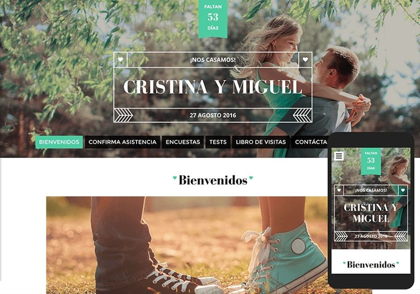 🌟¡Participa y GANA el Pack Premium para tu web de matrimonio!🌟 1