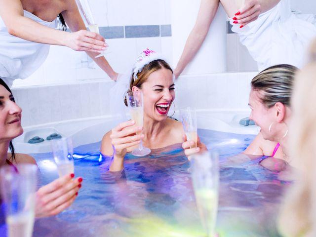 Despedida de soltera en un spa: un buen plan