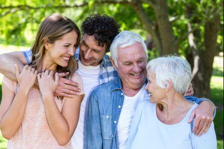 Cómo vivir en la casa de los suegros y mantener una buena relación
