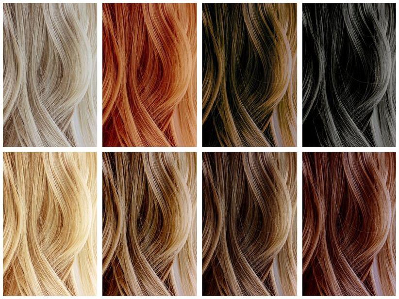 qué color de pelo te favorece más