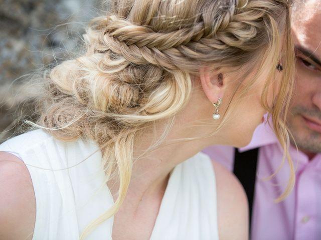 15 peinados con trenzas para novias
