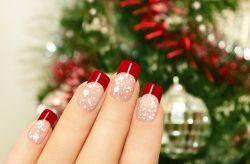 15 ideas navideñas para tu manicure