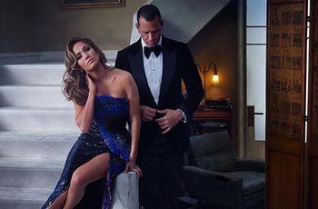 ¡Hay anillo! Jennifer López está comprometida con Alex Rodríguez
