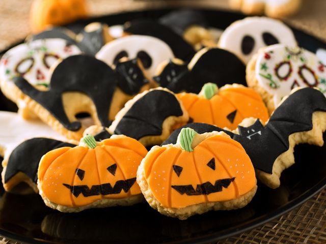 Candy bar inspirado en Halloween: ¡15 ideas de miedo!