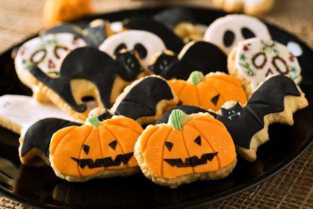 Candy bar inspirado en Halloween: �15 ideas de miedo!
