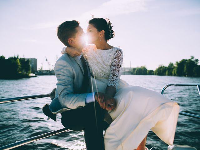 Matrimonio en un barco: cuando la fantasía se hace realidad