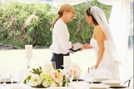 Ventajas de contratar una wedding planner