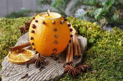 6 sencillos pasos para hacer un portavelas con fruta