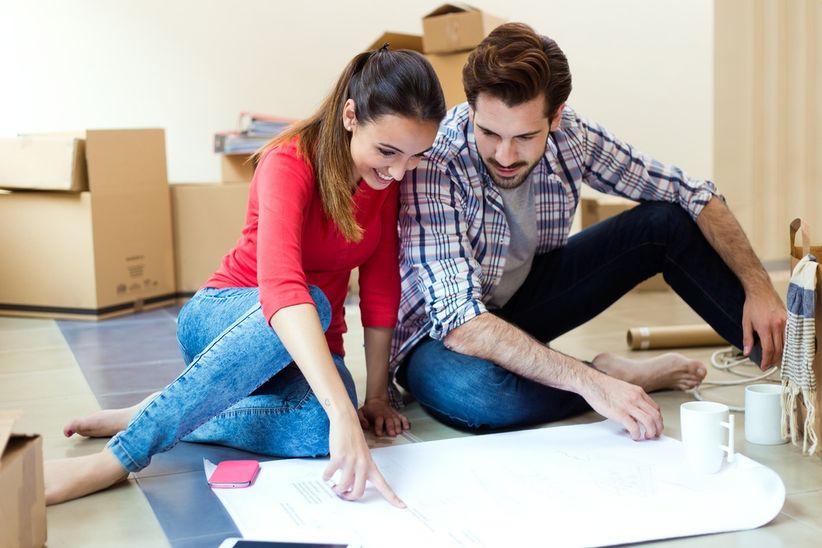 Cosas que vivir n cuando amueblen su casa juntos - Apartamentos para parejas ...