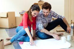 Cosas que vivirán cuando amueblen su casa juntos