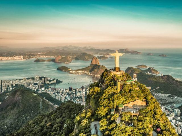 Una luna de miel por las idílicas playas de Brasil