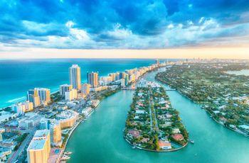 Disfruten de los atractivos de Miami en su luna de miel