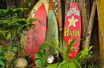 Luna de miel en Hawái: un destino exótico para enamorarse