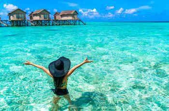 12 razones para ir de viaje de novios a las Maldivas