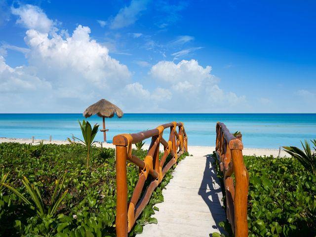 Vivan una romántica y paradisiaca luna de miel en Cancún