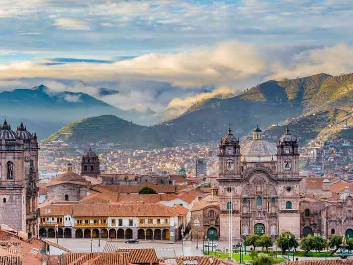 Conozcan las bellezas de Perú en su luna de miel