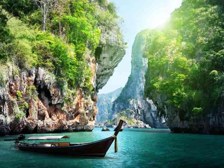 Image result for luna de miel en tailandia
