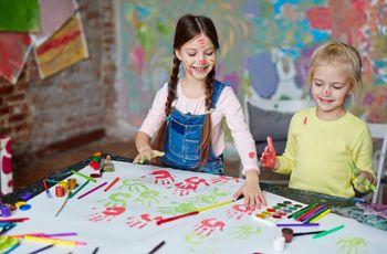 8 ideas para entretener a los niños en tu matrimonio