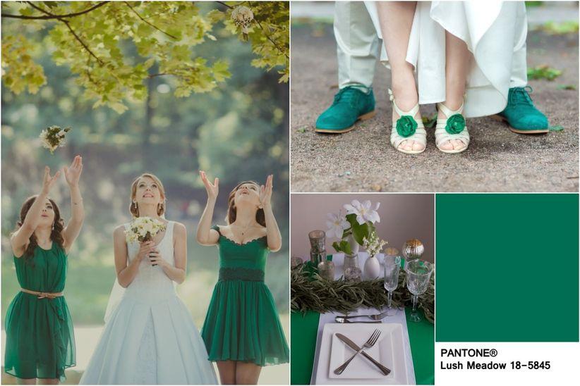Decora tu matrimonio con los colores de moda otoño-invierno 9909c3c2fc57