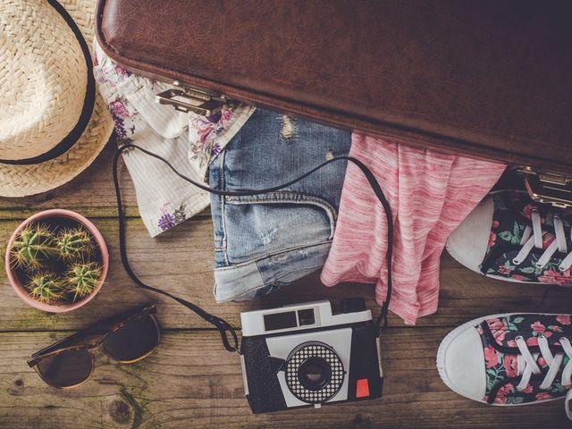 Qué no debe faltar en la maleta para su luna de miel
