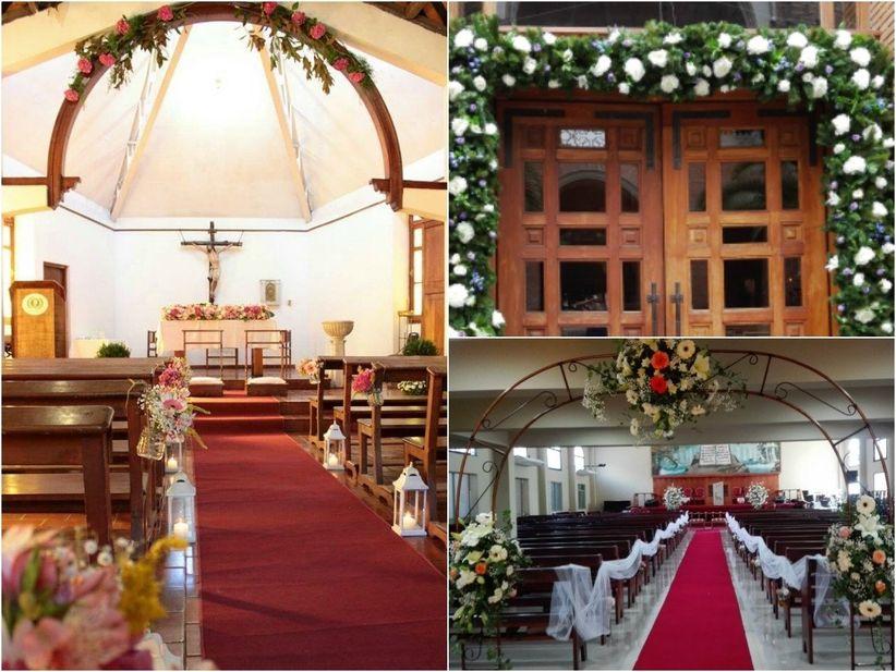consejos para decorar la iglesia en tu matrimonio