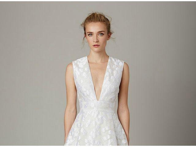 Tendencias New York International Bridal Week (Parte I)