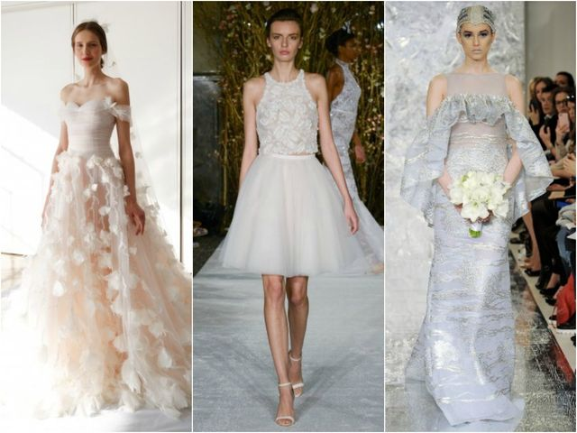 Tendencias 2017: New York International Bridal Week