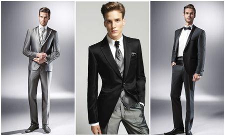 Tipos de traje de novio