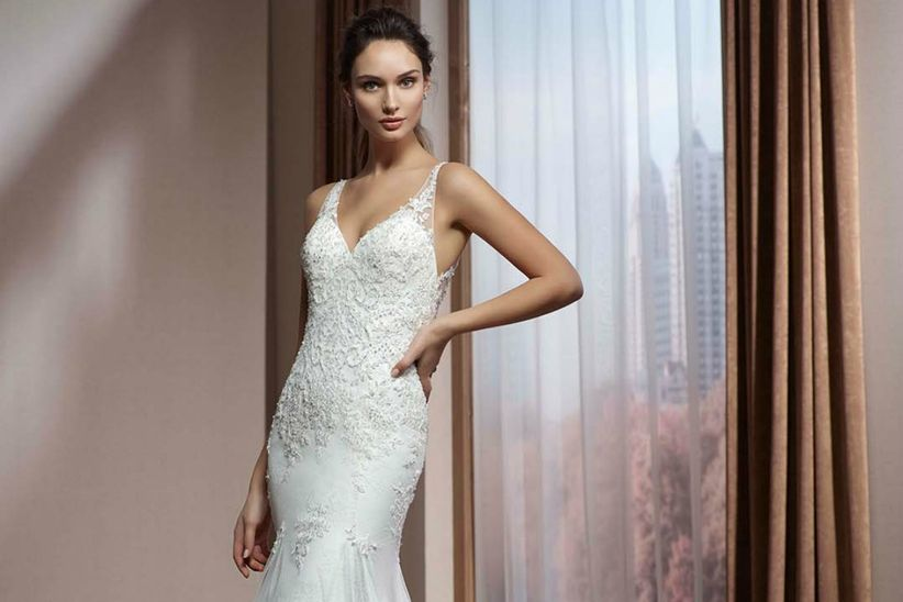 6e69aecdc Vestidos de novia Divina Sposa 2018  irresistible seducción