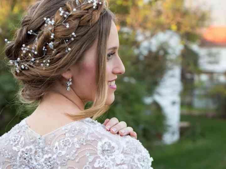 Peinados Recogidos Con Trenzas Romántica Belleza