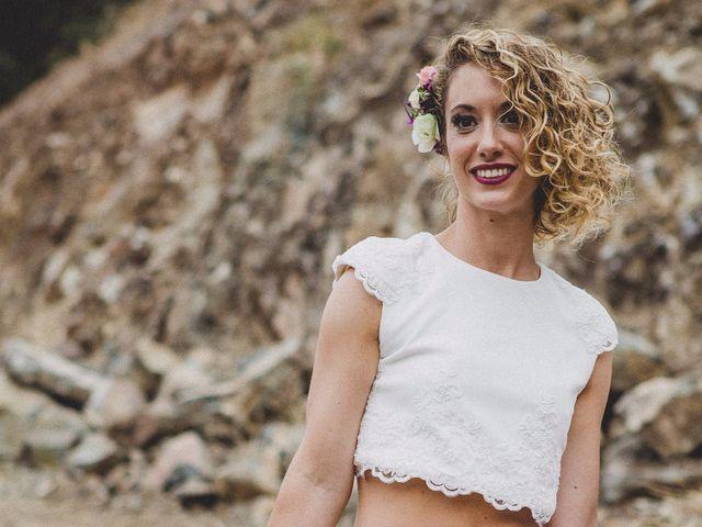 Peinados sencillos para novias prácticas