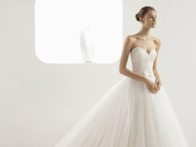 Vestidos de novia Rosa Clará 2018: ¡No te pierdas detalle!