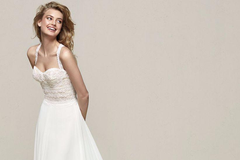 52c2613b13 Si los vestidos de novia estilo princesa son tus favoritos