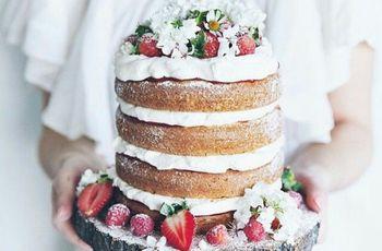 Tortas en miniatura: una alternativa a la tradicional torta de novios