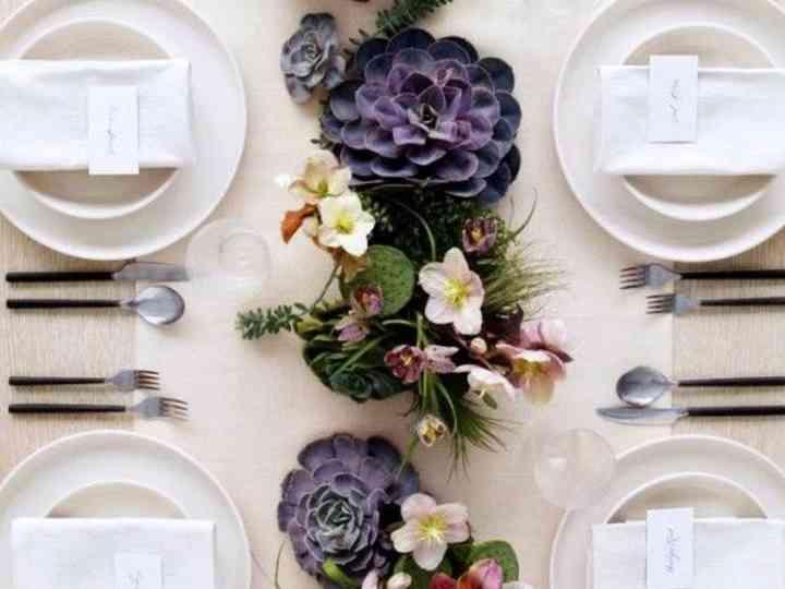 Con qué colores decorar su matrimonio si se casan en 2019