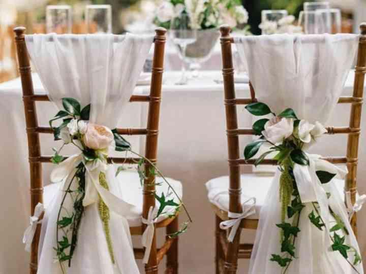 Estilos De Sillas Para La Decoración Del Matrimonio