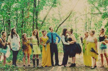 Lo que los invitados a un matrimonio no deben hacer