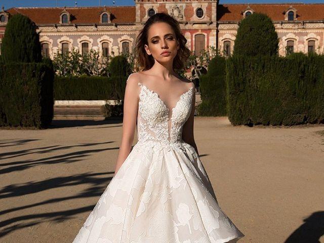 Vestidos de novia Ida Torez 2018: ¡belleza reveladora!
