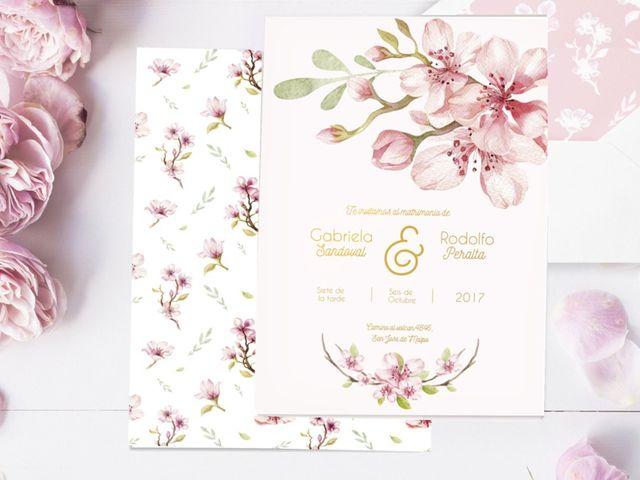 Glosario de papel y diseño para los partes de matrimonio