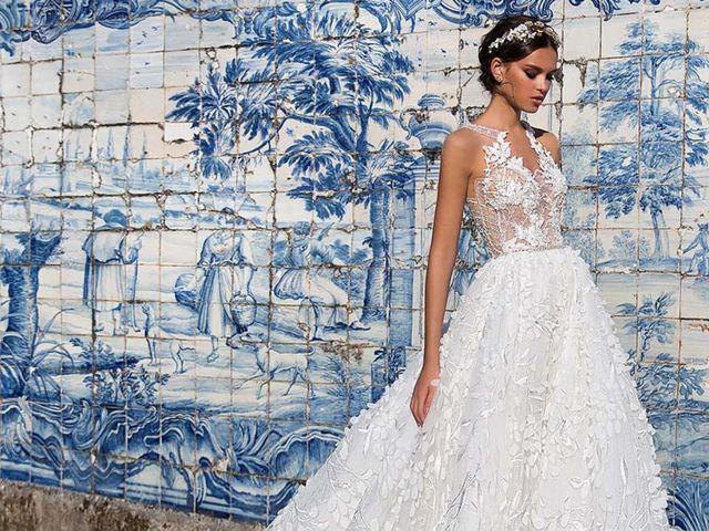 Vestidos de novia Milla Nova 2018: ¡Diseños que enamoran!