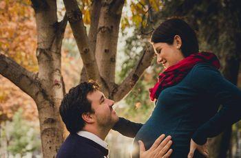 Recién casados... y ampliando la familia