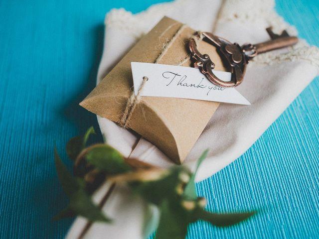 5 ideas para las tarjetas de agradecimiento de su matrimonio