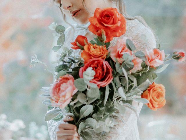 ¿Qué puedes hacer con tu ramo de novia el día del matrimonio?