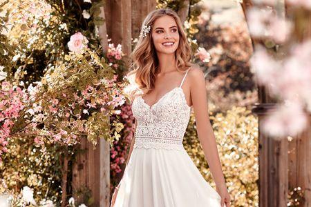 Vestidos de novia Rebecca Ingram 2018: detalles de ensueño