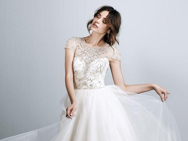 Descubre la nueva colección de vestidos de novia Sottero and Midgley 2018