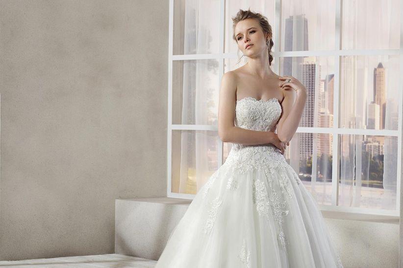 eef470a28 Vestidos de novia Miss Kelly 2019  ¡Distinción en su esencia más pura!