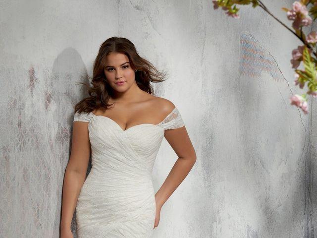5 consejos sobre el look nupcial para novias rellenitas
