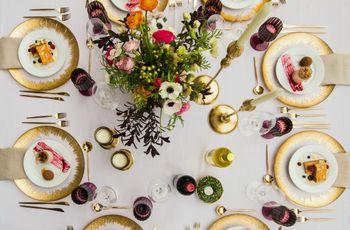 9 consejos clave para la prueba del menú del banquete