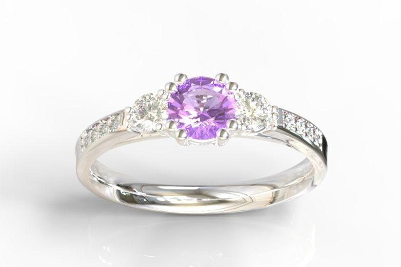 627611336a7e 7 pasos para comprar el anillo de compromiso correcto