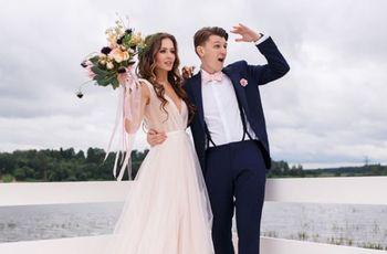 10 mandamientos para la decoración de su matrimonio